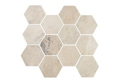 Eleganza-Tiles-Concrete-White-Cloud-Hex-11.69-x-12.40-Matte