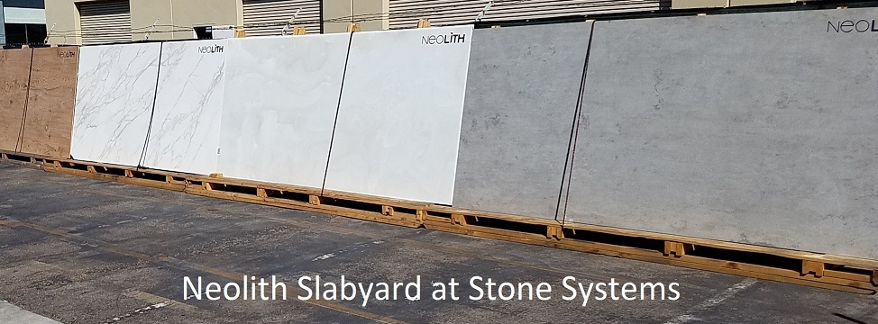 Neolith slabs